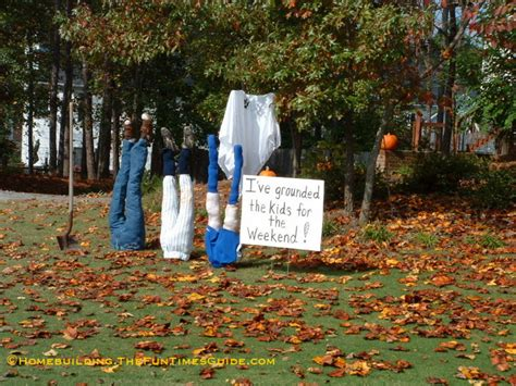 One-of-a-kind Halloween Yard Decoration Ideas