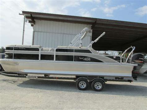 Pontoon Boat Quick Loader by Suncatcher Elite 326ss Boats For Sale