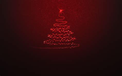 15 Minimalist Christmas Wallpapers