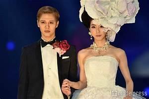 桑田真澄の息子・モデルMattが登場!タキシードでクールにエスコート<札幌コレクション2017> - モデルプレス