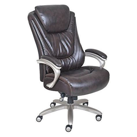 Serta Big And Office Chair by Serta Smart Layers Big And Executive Leather Office Chair