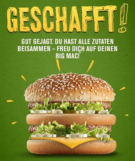 Qr Codes Für Den Gratis Big Mac Bei Mc Donalds » Nessiode