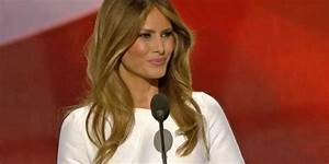 "Melania Trump's Speech Sparks Plagiarism Claims ""Video ..."