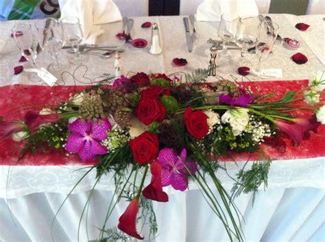 deco florale de table pour mariage photo de mariage en 2017