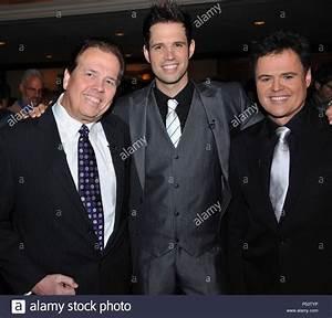 David Osmond And Donny Osmond Stockfotos & David Osmond ...