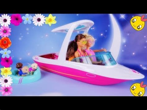 Barbie Dolphin Magic Ocean View Boat by Barbie Dolphin Magic Ocean View Boat Let S Play With