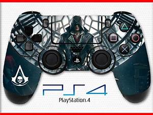 Assassin's Creed Skin PS4 Controller Skin Wrap Sticker ...