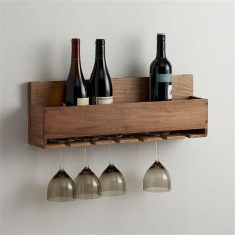 Winestem Rack  Crate And Barrel