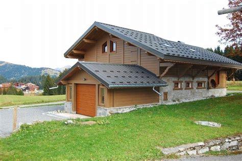 cottage chalet aspen 224 praz de lys taninges en haute savoie