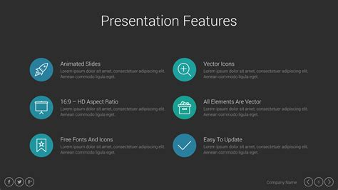 marketing pitch deck keynote presentation template by spriteit graphicriver