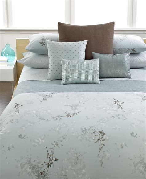 calvin klein home tinted bedding collection