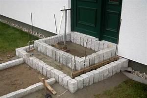 Hauseingang Pflastern Ideen : bau in thema anzeigen hauseingangstreppe bauen bauen pinterest garten ~ Markanthonyermac.com Haus und Dekorationen