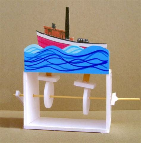 Toy Boat Ideas by Boat Automata Engineering Crafts Pinterest Toy