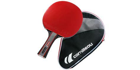 pack raquette de ping pong cornilleau 3 balles 1 housse