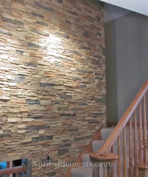 Home Design  The Blog On Cheap Faux Stone Panels