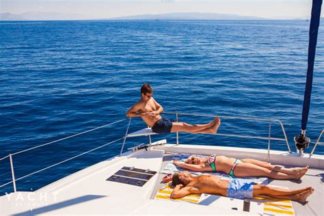 Catamaran Tours Greek Islands by The Best Greek Islands For Your Luxury Yacht Charter In