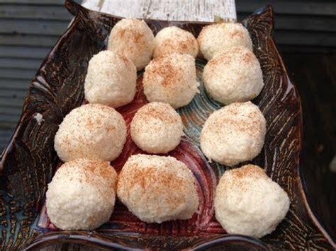 easy dessert recipe ricotta cheese and coconut snowballs recipe