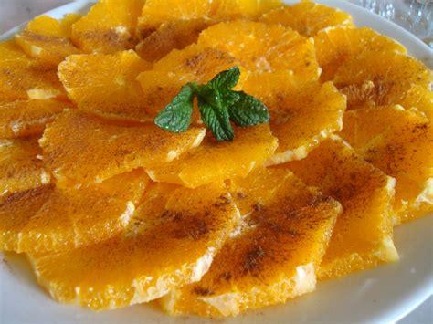 dessert 224 l orange du maroc i portfolio de sandrine succar