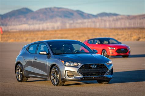 2019 Hyundai Veloster Arrives With Fresh New Design