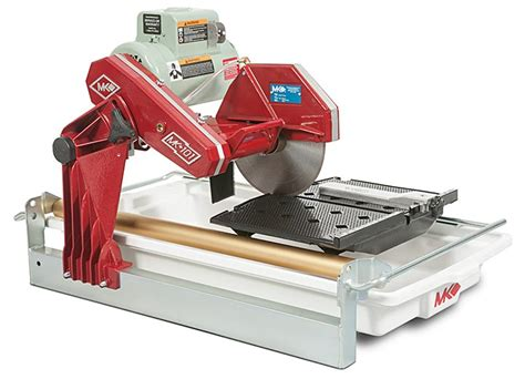 mk products tile saw mk 101 only 699 ebay