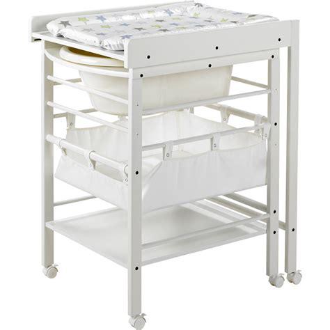 table rabattable cuisine table a langer coulissante avec baignoire