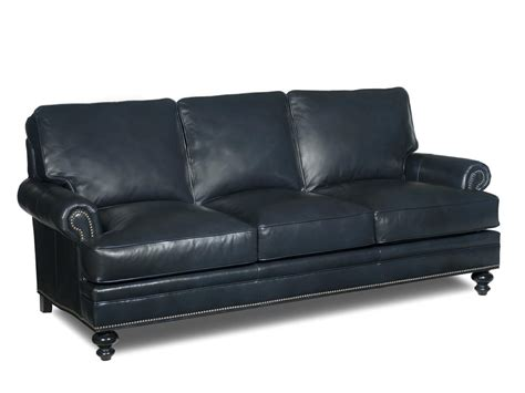 stamford leather sofa by bradington 753