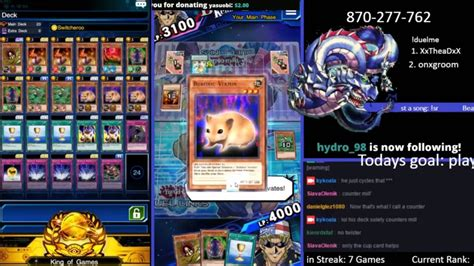 how to counter a mill deck yu gi oh duel links