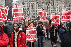 Worker's National Day Of Action For Unions #UnrigTheSystem ...