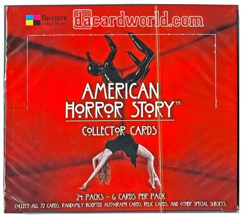 American Horror Story Trading Cards Box (breygent 2014)  Da Card World