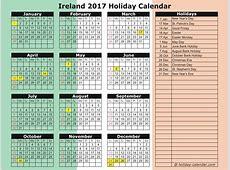 December 2017 Bank Holiday 2018 calendar with holidays
