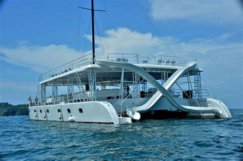 Catamaran Sailing Books by Catamaran Dolphin And Snorkeling By Jaco Tours