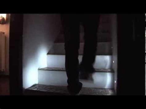 eclairage led escalier progessif