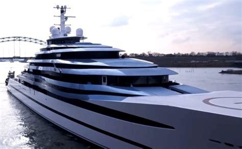 Jacht Te Koop Nederland by Grootste Nederlandse Superjacht Twee Maanden Na Oplevering