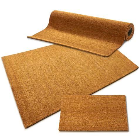 agr 233 able grand tapis pas cher maison 6 tapis brosse coco sur mesure h24 mm jpg ukbix
