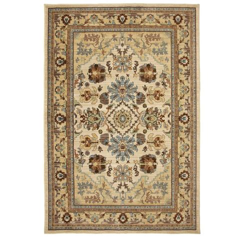 the home depot area rugs home decorators collection charisma butter pecan 8 ft x
