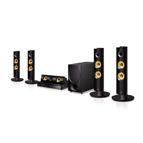 5 1 home theater system buy lg bh6340h 5 1 home theater system black at