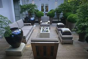 Gestaltung Von Terrassen : stilvolle terrassengestaltung von living garden ~ Markanthonyermac.com Haus und Dekorationen