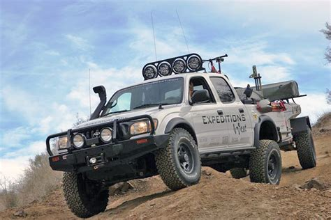 Top 5 Vehicles To Build Your Off-road Dream Rig