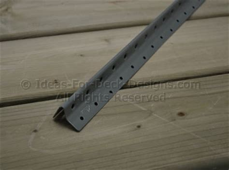 deck fasteners for wood types of deck fasteners compare the selection