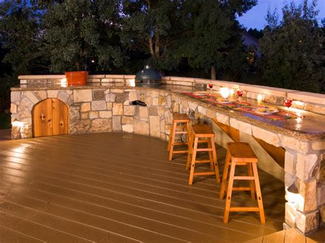 Outdoors Bar :  Options And Ideas