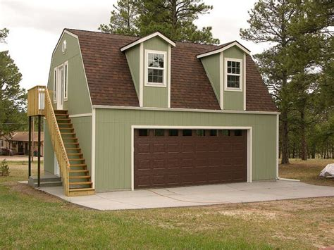 premier barn garage by tuff shed storage buildings