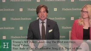 Trump's Middle East Policy: Analyzing the First Hundred ...