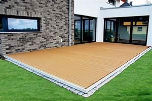 Terrasse Verlegen Preis : terrasse holz oder kunststoff ~ Markanthonyermac.com Haus und Dekorationen