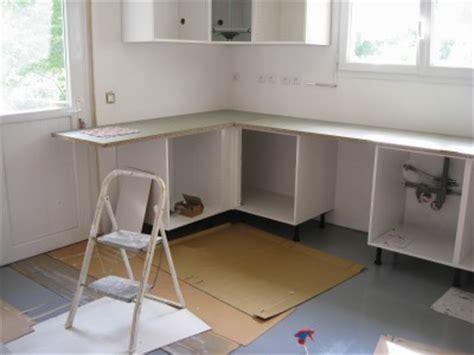 comment fabriquer un meuble d angle de cuisine le meuble d angle du bas