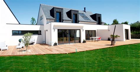 stunning cout maison moderne with maison cout