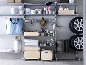 Regal Für Garage : garage einrichten tipps f r mehr stauraum trendblog ~ Markanthonyermac.com Haus und Dekorationen