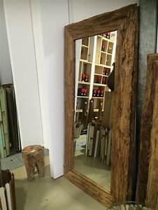 Spiegel 200 X 100 : spiegel massivholz teak wandspiegel ma e 200 x 100 cm ~ Markanthonyermac.com Haus und Dekorationen