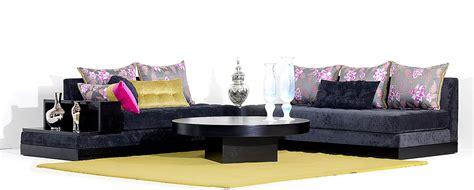 canap 233 salon marocain et fauteuil moderne