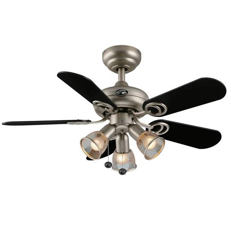 hton bay san marino 36 quot brushed steel ceiling fan mesh