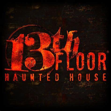 number 6 13th floor haunted house in san antonio tx as